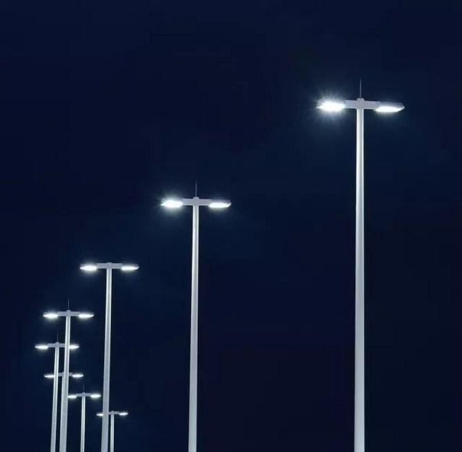 华体科技:户外照明龙头,智慧路灯先行者包装生产线